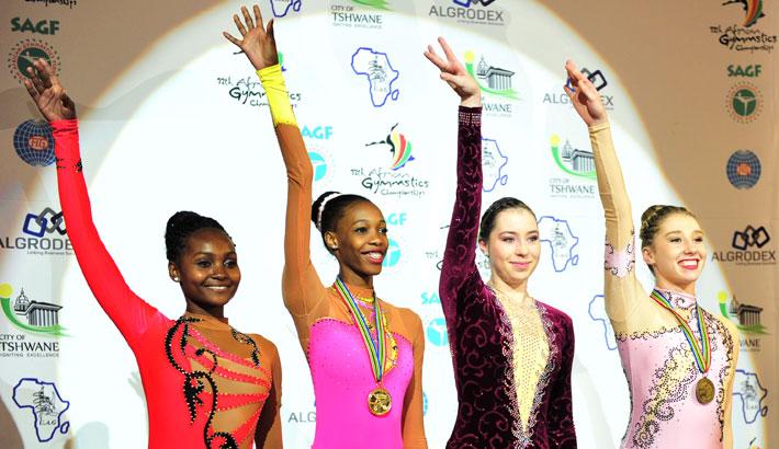 Ethiopia to host African Gymnastics Championship