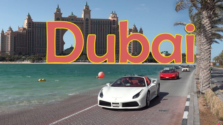Dubai 4K. From Desert to Skyscrapers in 50 years
